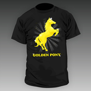 golden pony 300